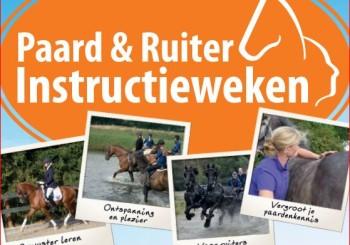 Paard & Ruiter instructieweken
